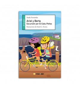 Ariel y Berta. Escursión per El Cabu Peñes