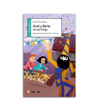 Ariel y Berta van pa Ponga
