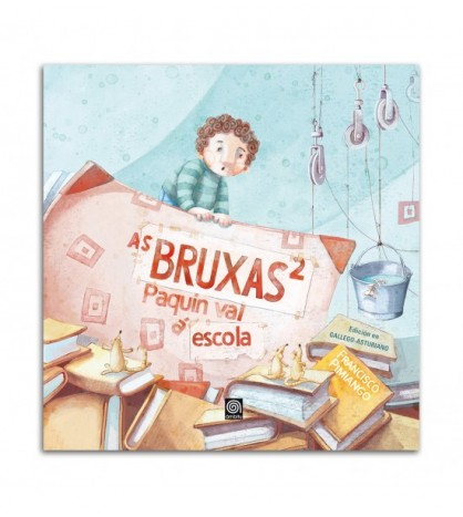 As Bruxas 2. Paquín vai á escola