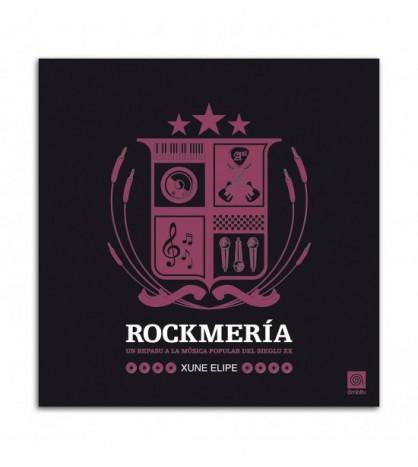 Rockmería. Un repasu a la música popular del sieglu XX