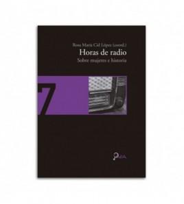 Horas de radio sobre mujeres e historia. Libro+CD