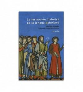 La formación histórica de la lengua asturiana