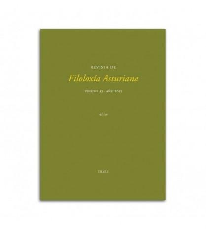 Revista de Filoloxía Asturiana. Volume 13