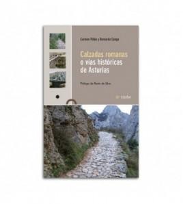 Calzadas romanas o vías históricas de Asturias