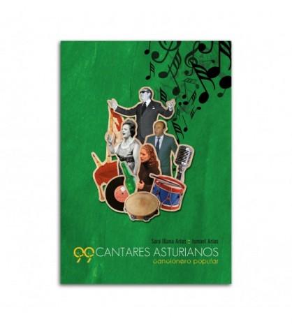 99 cantares asturianos. Cancionero popular