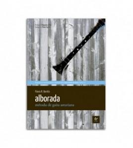 Alborada. Métodu de gaita asturiana. Cursos 1-4