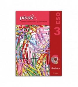 Llambrión. Llingua asturiana y lliteratura. 3 ESO. Llibru más CD