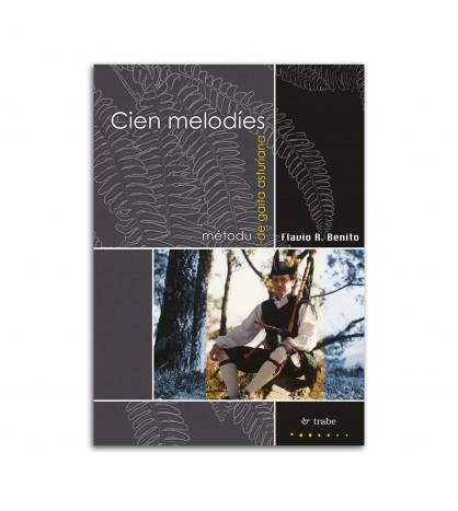 Cien melodíes. Métodu de gaita asturiana.