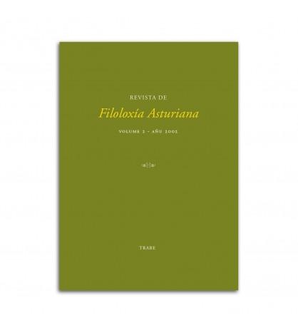 Revista de Filoloxía Asturiana. Volume 2
